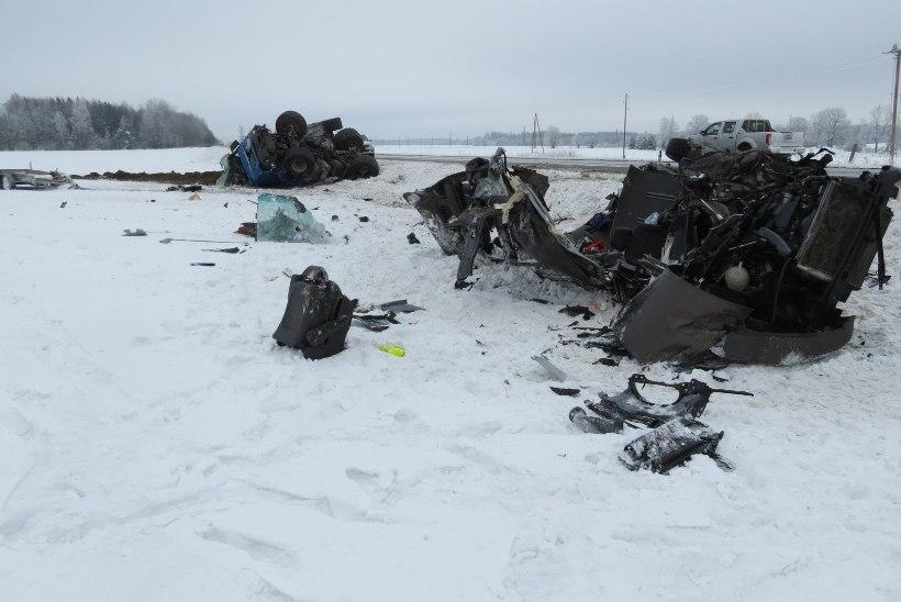 Lätis avariis osalenud Tõnis Rüütel võib Eestisse ravile pääseda
