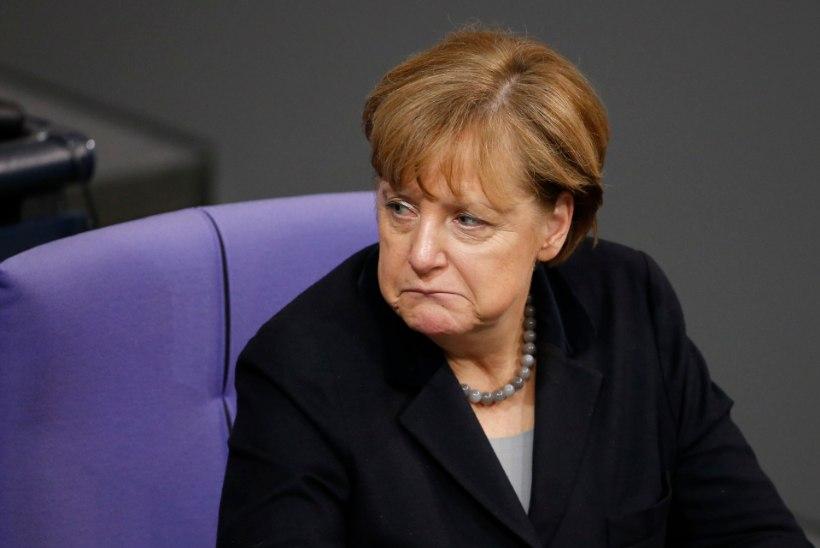 EKSPERT: Merkel muutub ohtlikuks