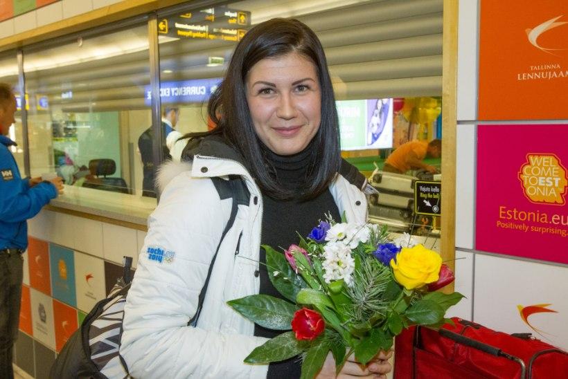 Julia Beljajeva: oleks väga rumal end lõdvaks lasta!