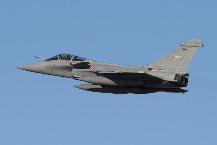 India ostab Prantsusmaalt 36 hävitajat