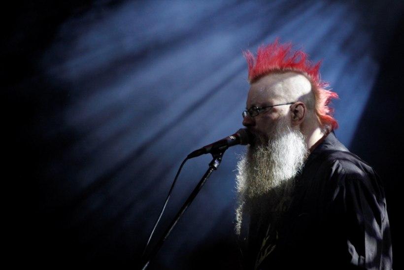 J.M.K.E. tõestas: punk elab!