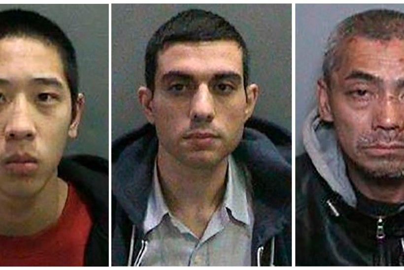 USA vanglast pääses põgenema kolm ohtlikku mõrtsukat ja piinajat