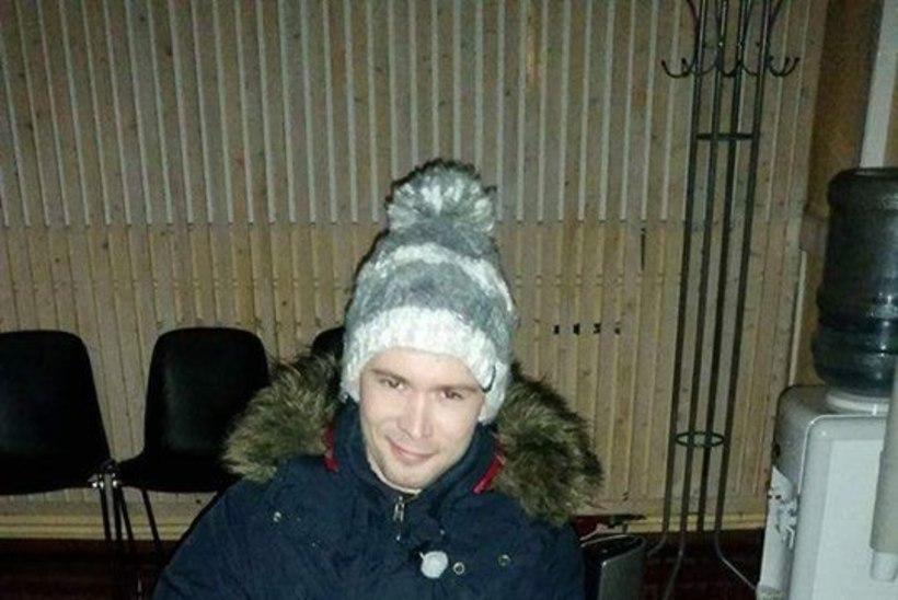 """""""Terevisioonis"""" loeti ilma paljajalu lumes, lisaks meisterdati lumest assistent"""