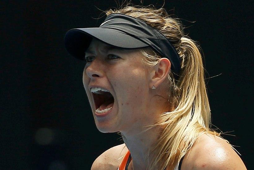Šarapova ei saagi olümpiale?! Vene tenniseliit hoiatas kaunitari