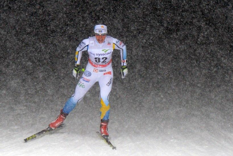 OI, MIS ÄMBER! Rootsi rahvusringhääling solvas olümpiavõitjat südamepõhjani
