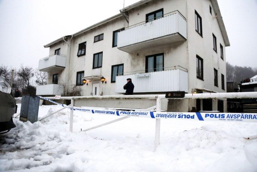 TÜTRE KAOTANUD VANEMAD: süüdi on Rootsi poliitika