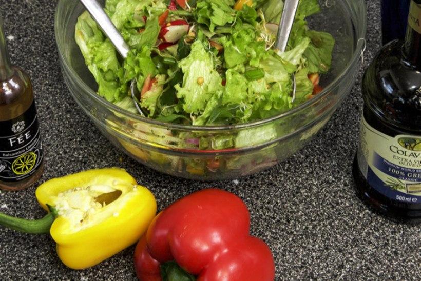 Alati roheline ja tervislik salat