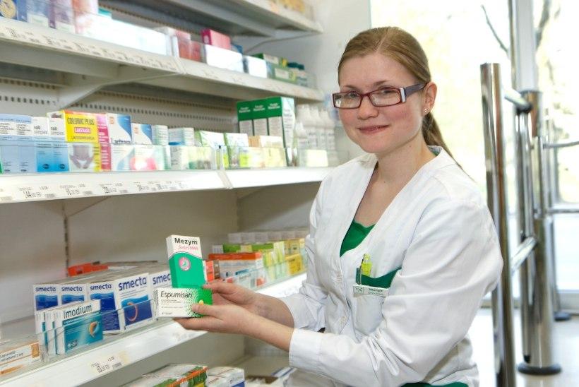 UURING: Eesti inimesed on enim rahul apteekide, kinode ja tanklate teenusega