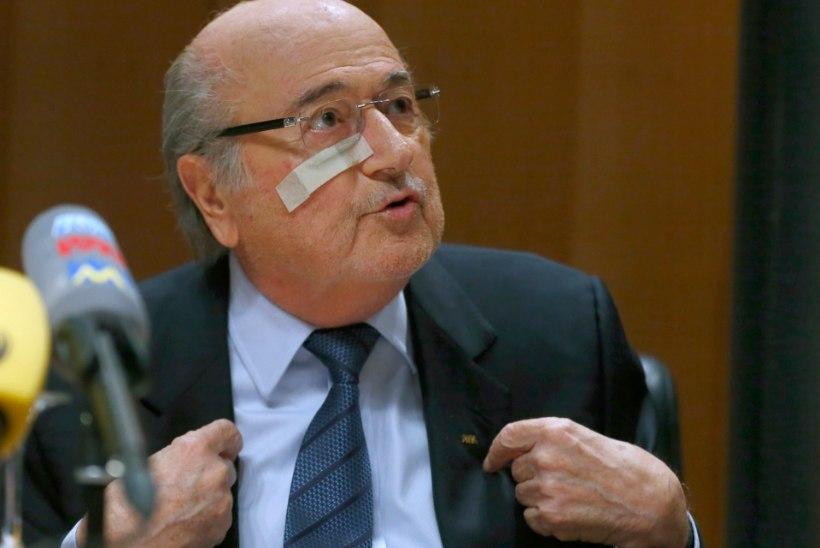 NII SEE JUHTUS | Sport 28.01: noored Raisma ja Sildaru ning vanamees Blatter