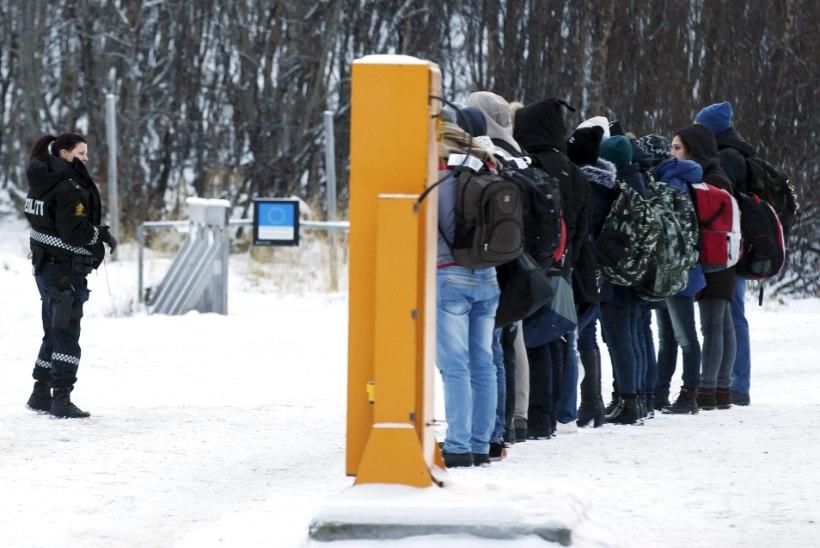 Norras protestisid sajad inimesed 5400 migrandi riigist välja saatmise vastu