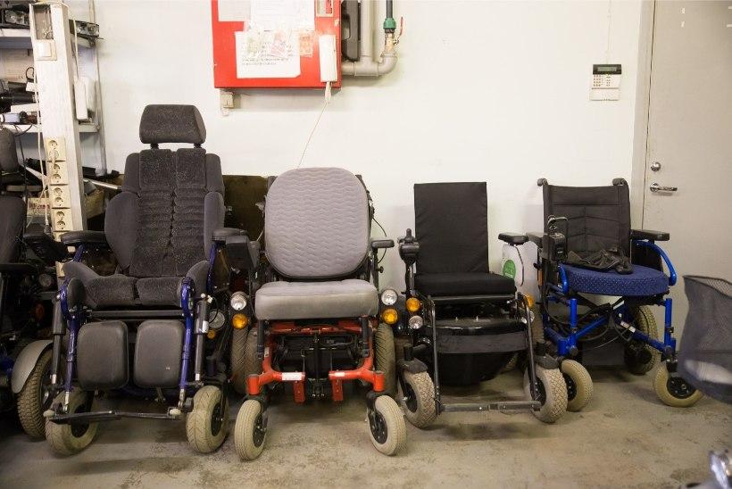 Vene teadlased leiutasid mõttejõul töötava ratastooli