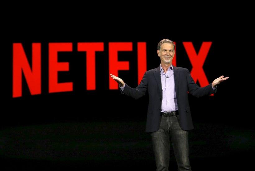 Kas eestlased tuiskasid Netflixi kasutama?