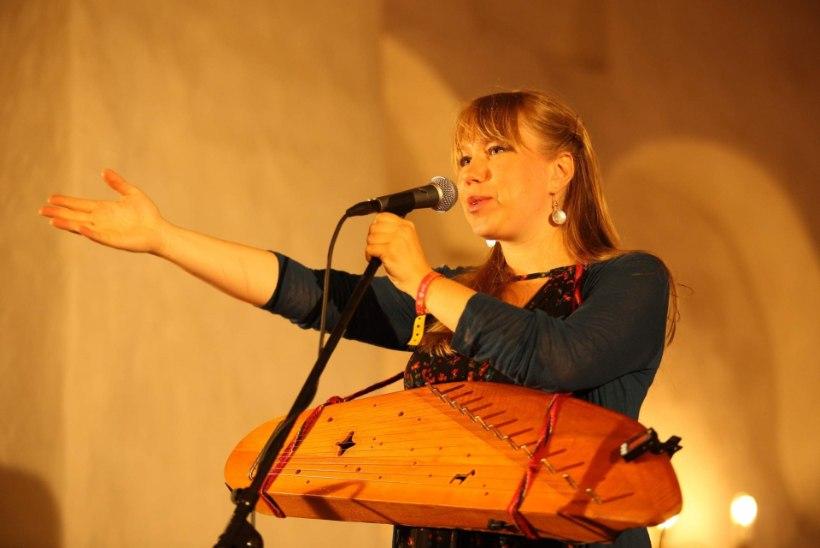 Mari Kalkun püüab Soome muusikaauhinda