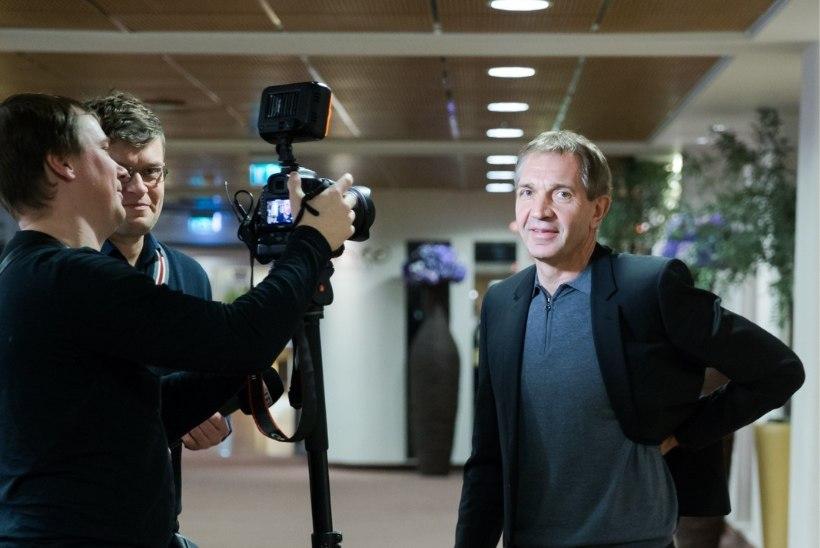 """EOK presidendiks pürgiv Urmas Sõõrumaa: """"Olen sporti investeerinud 30 miljonit eurot isiklikku raha."""""""