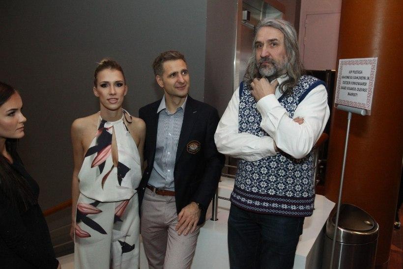 FOTOD | Aivar Pohlak vahetas lambanahkse vesti põnevate rõivaste vastu