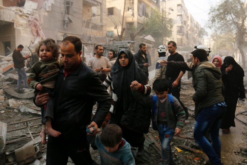 Süüria mässulised keeldusid läbirääkimistest