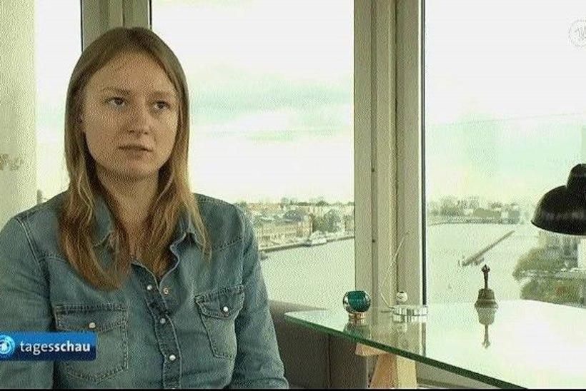 Süürias võeti pantvangi rase Saksa ajakirjanik