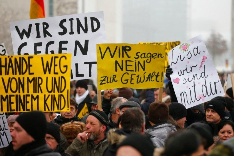 Prokuratuur: 13aastane Berliinis elav Lisa mõtles vägistamisloo välja
