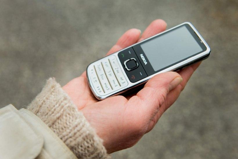 Müstika – telefon töötab ainult siis, kui näpuga kaamerasilmale vajutada