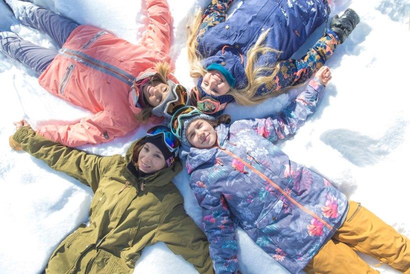 NUNNU PILTUUDIS | Kelly Sildaru leidis Aspenis endale uued sõbrad ja sponsori