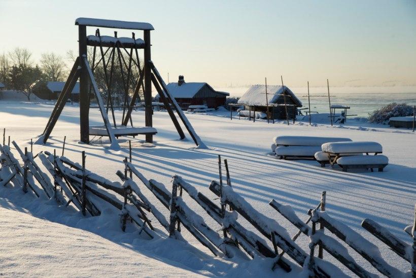 Sajandi lõpus on pikk külm lumine talv ajalugu