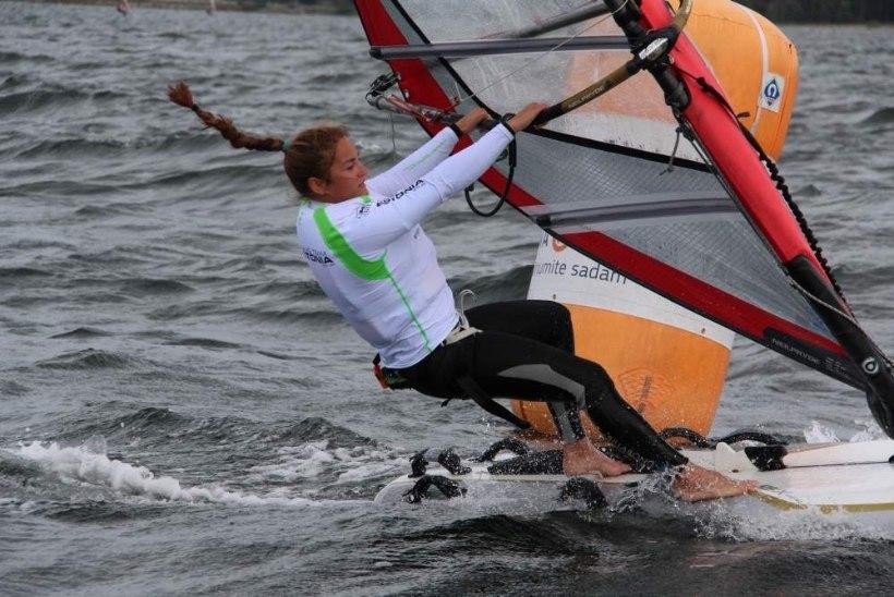 Ingrid Puusta püüab pääseda medalisõitu