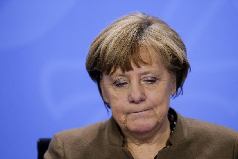 40 protsenti sakslasi tahab, et Merkel tagasi astuks