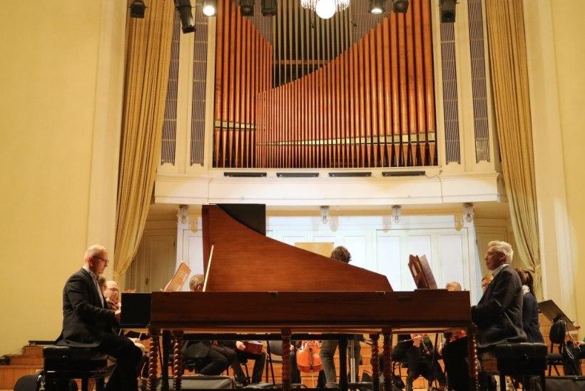 Estonia kontserdisaal täitub Bachi muusikaga