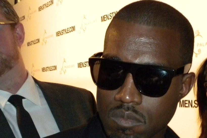 Kanye Westi elu parima albumi esitlust saab nautida kinolinal
