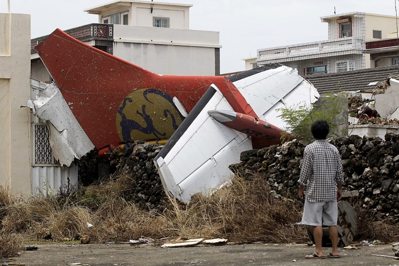 Uurimiskomisjon: TransAsia lennuõnnetuse põhjustas piloodi väsimus