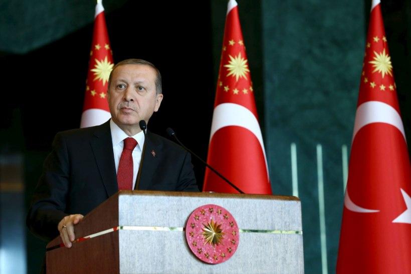 Türgi süüdistab Venemaad oma õhuruumi tungimises