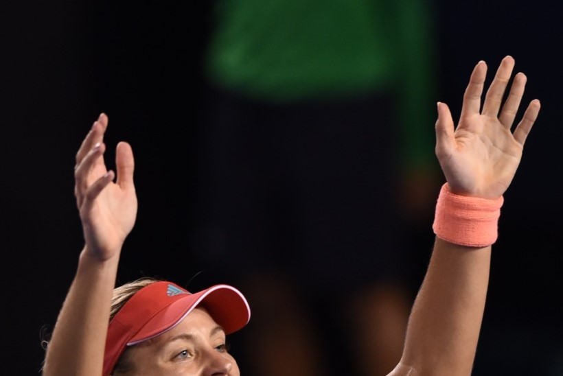 GALERII | SERENA LANGES! Kerber võitis karjääri esimese suure slämmi!