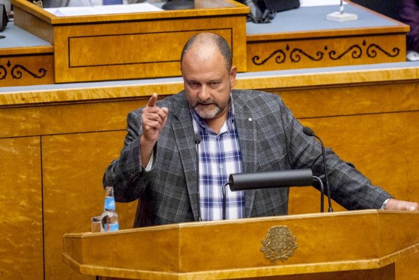 Riigikogu kantselei: Stalnuhhin on auto kasutamise ära põhjendanud