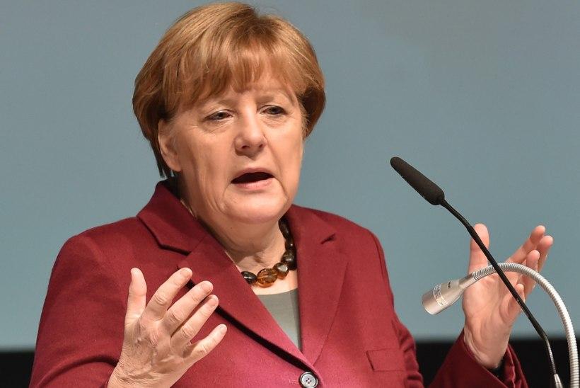 Merkel: kui Süüria sõda lõpeb, ootame, et põgenikud läheksid tagasi koju