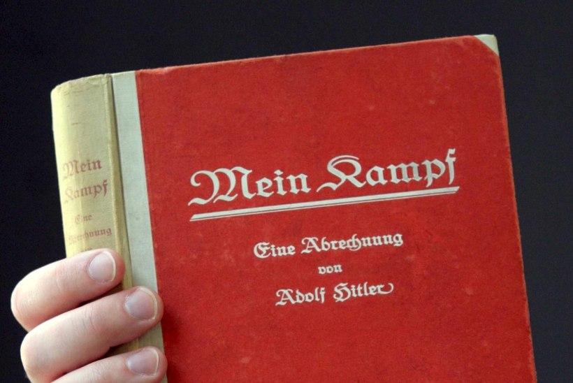 """Andrei Hvostov: """"Mein Kampf"""" on kirjutatud lihtsale inimesele"""