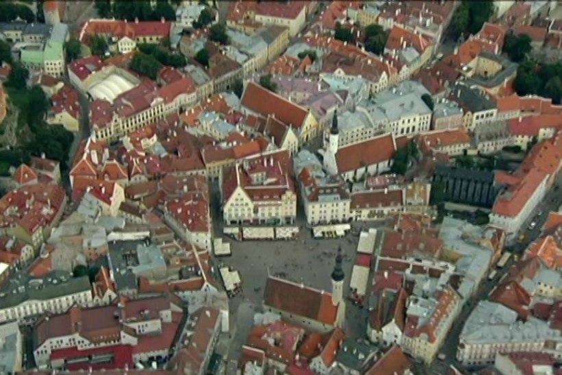 """""""REPORTERI"""" VIDEO   Uskumatu! Vaata, kuidas on Tallinn aegade jooksul muutunud!"""