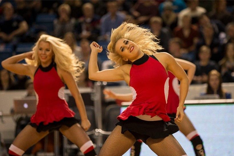 GALERII | UNINE HOMMIK? Kalev/Cramo tantsukaunitarid tõmbavad päeva käima