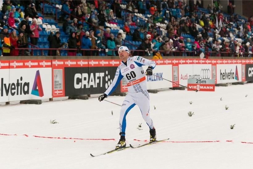 Haigustega võidelnud Rehemaa krooniti Eesti meistriks, perekond Veerpalu sai kaks kulda
