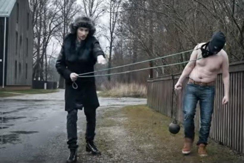 """UUEL AASTAL UUE HOOGA: Strippar Marco lajatas pöörase muusikavideoga – """"Rita Rita vana lita""""!"""