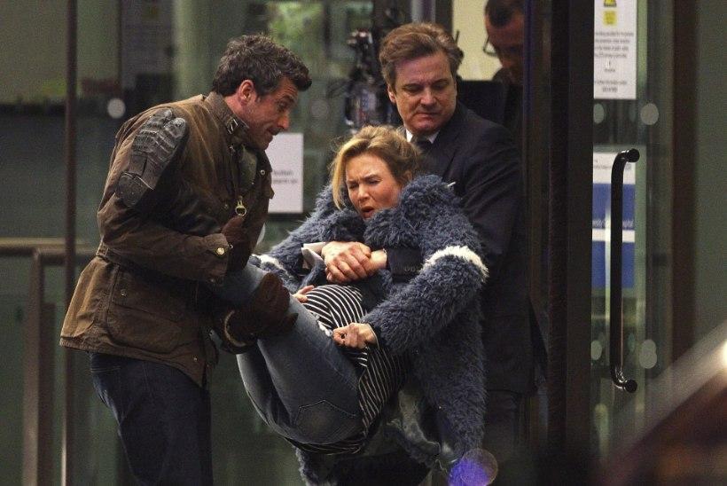 """Renée Zellweger: """"Filmisime uuele """"Bridget Jonesile"""" kolm erinevat lõppu."""""""