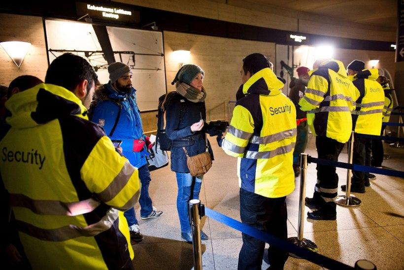 Schengen mureneb: Rootsi ja Taani alustasid piirikontrolle