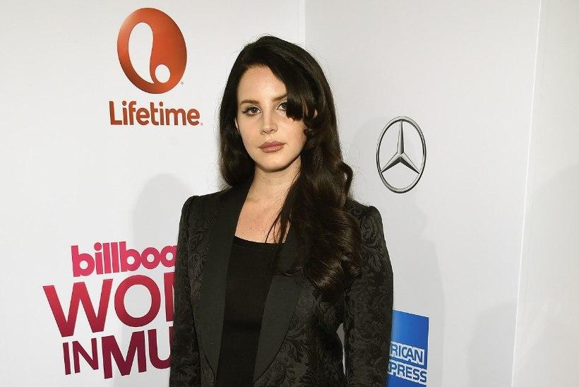 Lauljatar Lana Del Rey elu on ohus?