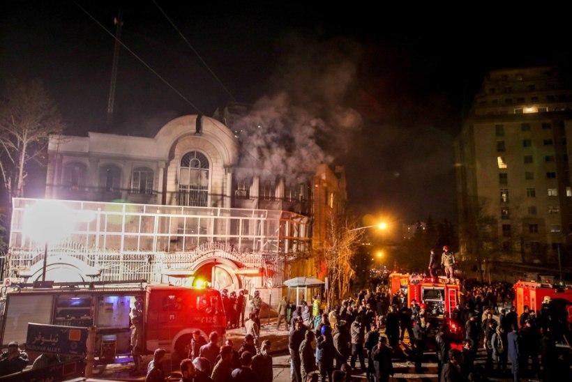 Iraani usujuht: jumal karistab Saudi Araabiat!
