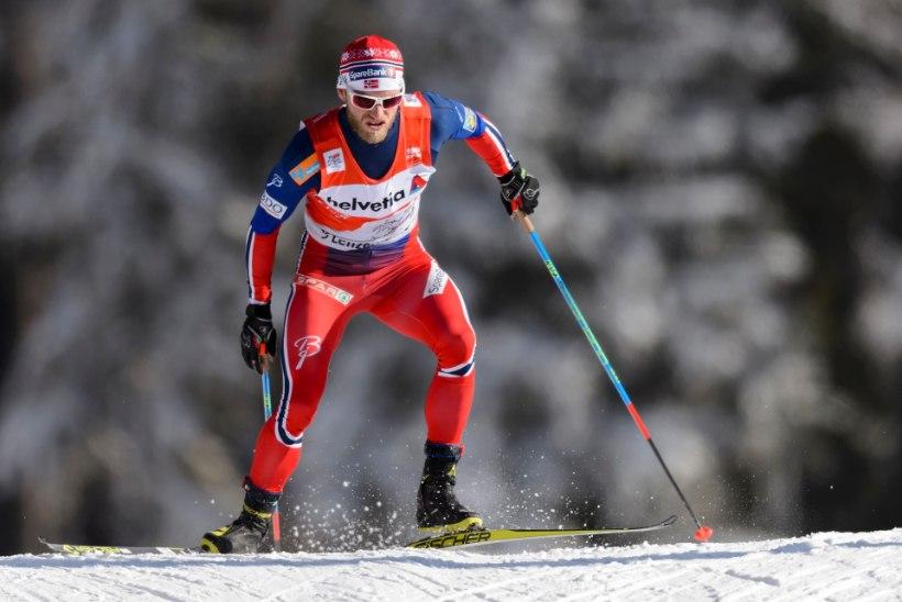 Norra suusaekspert: kui Sundby poleks norralane, kahtlustataks teda jalamaid dopingu tarvitamises