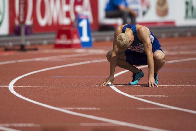 Marek Niit: vahepeal vajus mu sporditee natuke sohu, nüüd tunnen end jälle värskena