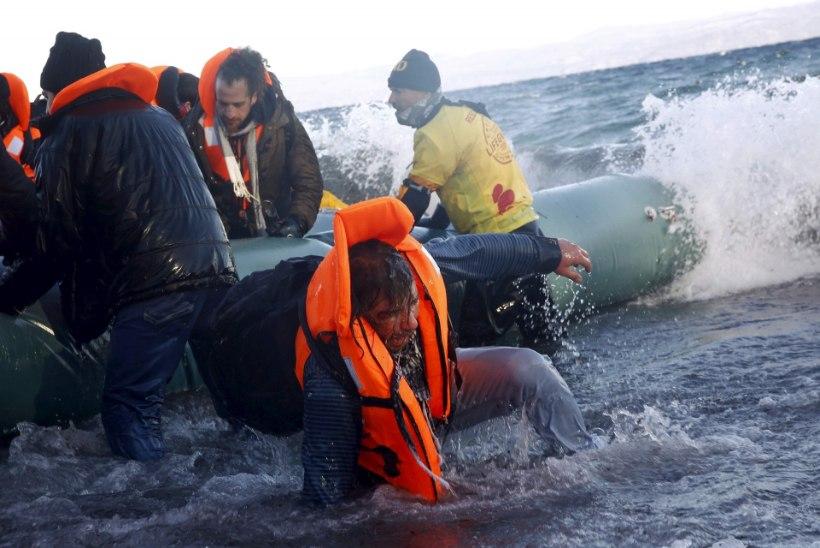 Esimene pagulassurm Vahemerel: uppus kaheaastane laps