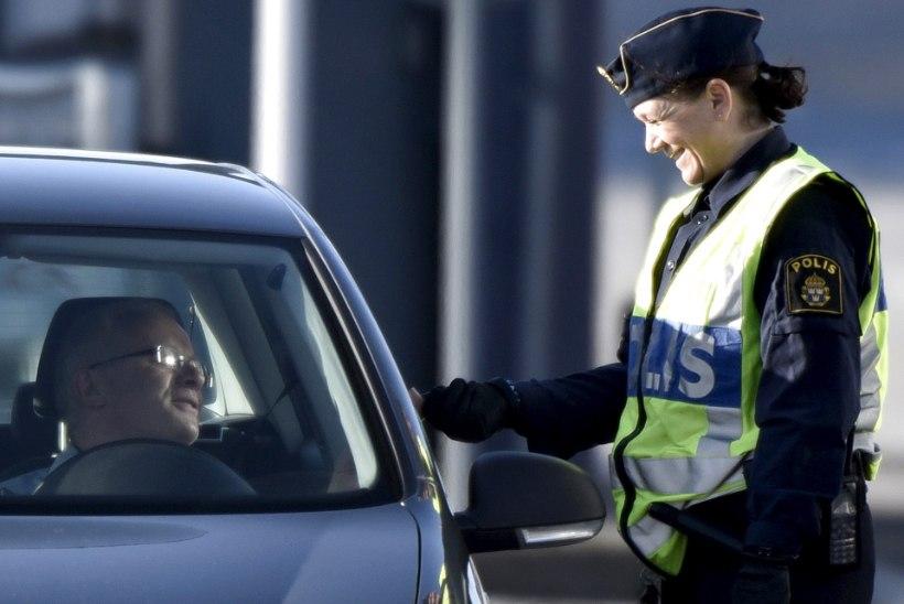 Rootsi kehtestas Taanist saabujatele piirikontrolli