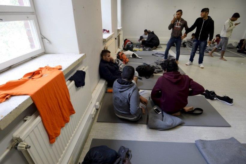 Soome võib sulgeda tänavu kümneid varjupaigataotlejate keskusi
