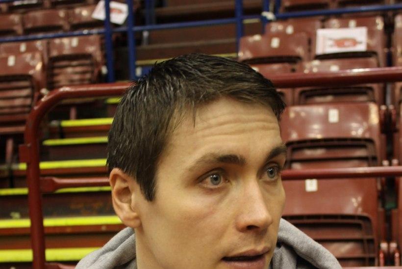 Kristjan Kangur aitas Tartu Rocki euromängu eel Cantu mängijate ülevaatega