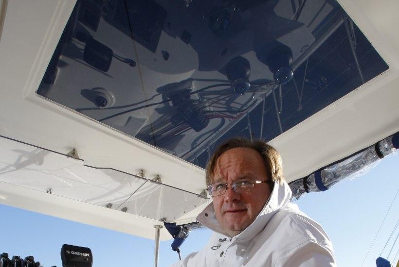 Tiit Pruuli purjetab Antarktikasse: valmis tuleb olla pikaks kannatamiseks